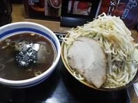 「タワーつけ麺(中盛300g)+チャーシュー1枚」@東池袋大勝軒 前橋店の写真