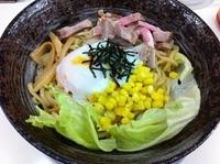 「サラダ風ピリ辛冷麺 (750円)」@交野きんせい 浪越商店の写真