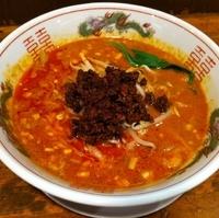 「紅龍担担麺(¥780)」@紅龍擔擔麺の写真