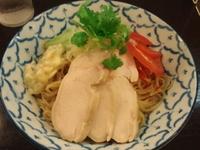 「冷やし中華はじめました」@づゅる麺 池田の写真