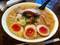 「味玉味噌麺 大盛り」@麺 みの作の写真
