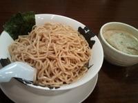 「つけ麺普通盛り大盛り(麺370g)」@麺虎の写真