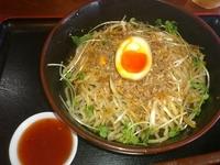 「黒ごま坦々麺(冷)¥750」@和風らーめん 凪の写真
