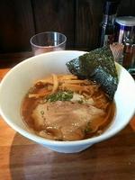 「和牛そば」@麺や 虎ノ道の写真