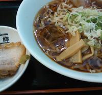 「和風冷やしラーメン」@喜多方ラーメン坂内 東部町店の写真