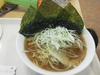 「フジヤマラーメン(醤油)¥780」@フードスタジアムの写真