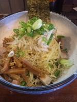 「和えソバ大盛 850円」@麺場MILESTONEの写真