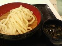 「ざるうどん」@丸亀製麺 オリナスモール店の写真