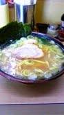 「ラーメン(並)・のり+たまごセット」@麺屋 達の写真