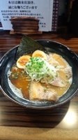 「味玉ラーメン(醤油)」@奉仕丸の写真