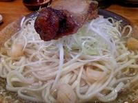 「天然塩冷麺」@本店 塩元帥の写真