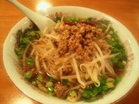 「台湾屋台麺(505円)」@大福元 松戸駅店の写真