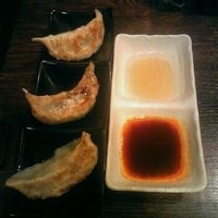 「焼き餃子」@焙煎汐蕎麦処 金字塔の写真