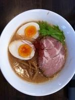 「特製塩らぁ麺」@麺や青雲志の写真