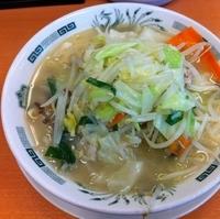「野菜たっぷりタンメン(¥490)」@日高屋 四谷三丁目店の写真
