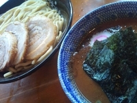 「特製つけそば」@中華蕎麦 とみ田の写真
