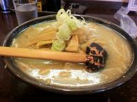 「味噌ラーメン(700円)」@手打ちラーメン 恒の写真