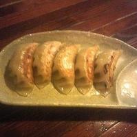 「鶏餃子」@麺・酒処 ぶらりの写真