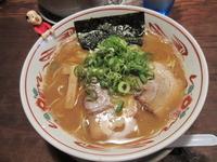 「中華麺・熟成」@紀州和歌山ラーメン あじゅち屋の写真