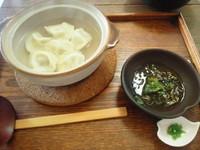 「水餃子(600円)」@ゆずごしょうつけ麺屋の写真