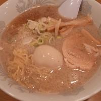 「ガンジャラーメン 850円」@頑者 新横浜ラーメン博物館店の写真