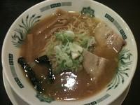 「味噌ラーメン(490円)」@日高屋 ときわ台北口店の写真