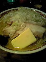「味噌ラーメン¥750+バター¥100」@札幌 味噌やの写真