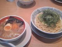 「肉そばつけ麺(880円)」@丸源ラーメン 掛尾店の写真