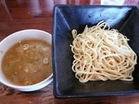 「豚骨つけ麺塩粉節¥740」@ラーメン&らーめん 一代元 加須三俣店の写真