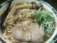 「マルヒらぁ麺【本日のおすすめ品】900円」@らぁめん 葉月の写真