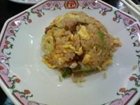 「王将ラーメンセット(王将ラーメン+餃子+ミニ焼めし)」@餃子の王将 新小岩ルミエール店の写真