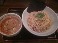 「極太つけ麺(780円)」@ラーメン一心 本店の写真