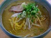 「味噌ら〜めん」@麺屋 彩未の写真