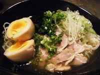 「海鮮冷やしラーメン800円(?)」@美酒味菜 鳳雛の写真