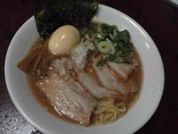 「自家味噌らーめん¥700+焼飯¥500」@梅の家 総本店の写真