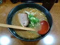 「味噌ラーメン」@無双 三軒茶屋店の写真