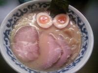 「特製らー麺 880円」@九段 斑鳩の写真