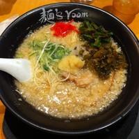 「神虎ラーメン(¥650)+替玉(¥50)」@麺's room 神虎 なんば店の写真