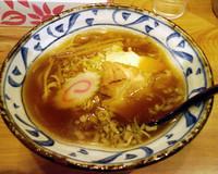 「中華そば¥680」@麺爽かしげの写真