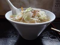「タンメン 750円」@麺屋 きた村の写真