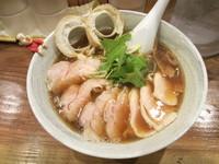 「鶏醤油」@らーめん専門 和海の写真