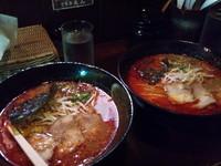 「激辛ラーメン5倍」@SOUL麺の写真