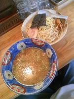 「つけ麺(大)700円」@ラーメン専門店 丸武の写真