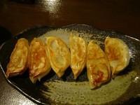 「薬膳焼き餃子(6個)280円、デザート」@和の中の写真