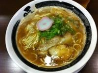「ばり嗎¥630+餃子¥290→¥0(モテコクーポン)」@新・和歌山らーめん ばり嗎 上中居店の写真