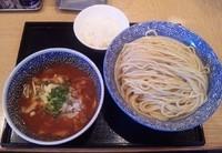 「【限定】 カニトマトつけ麺:800円+大盛り:100円」@麺屋 一燈の写真