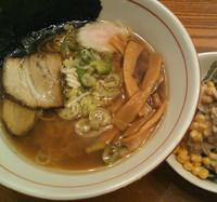 「煮干し醤油らー麺」@麺創 宮本の写真