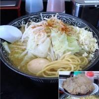 「ラーメン」@らあめん 空品の写真