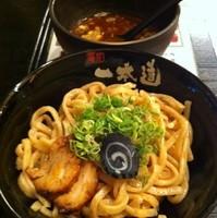 「濃厚特製つけ麺(¥930)」@麺匠 一本道の写真