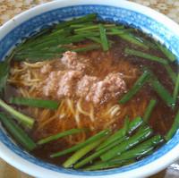 「台湾ラーメン」@新中華料理 珍味の写真